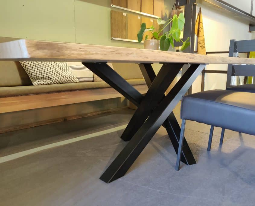 Tafel laten maken Tafel Interieur Eetkamertafel design service Leven in Stijl