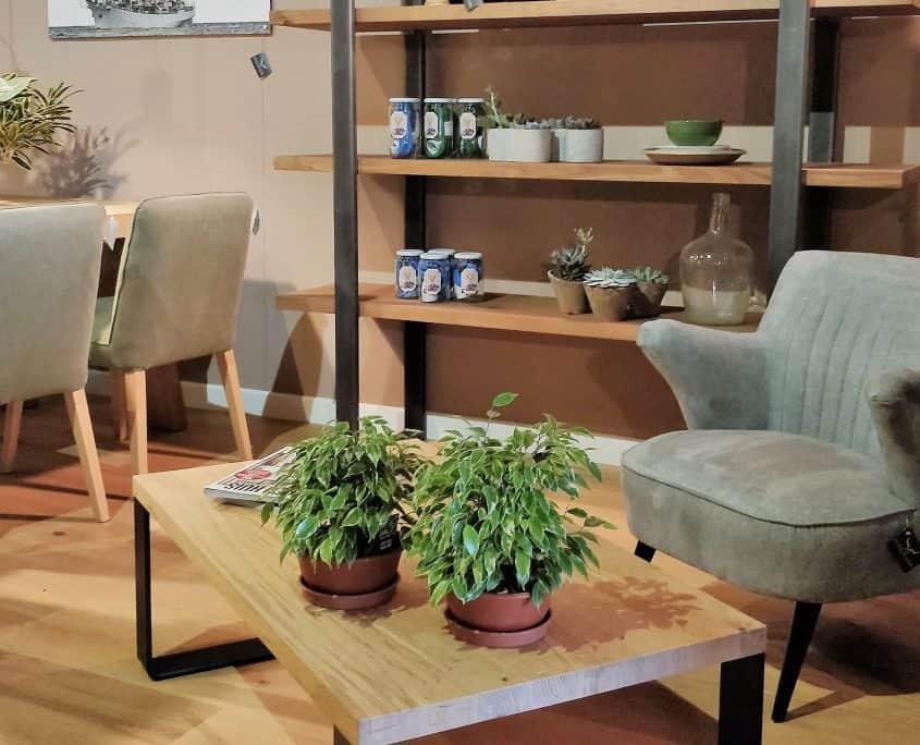 Interieur op maat gemaakt Leven in Stijl Alkmaar kasten banken stoelen salontafels tafel