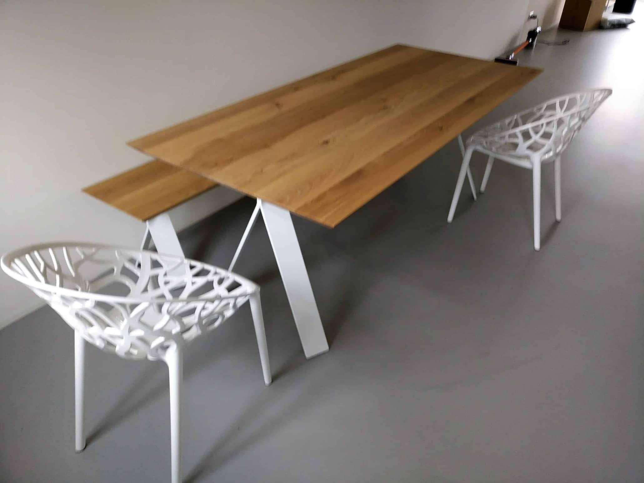 Strakke Scandinavische tafel