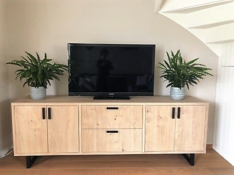 TV meubel met lades en deuren