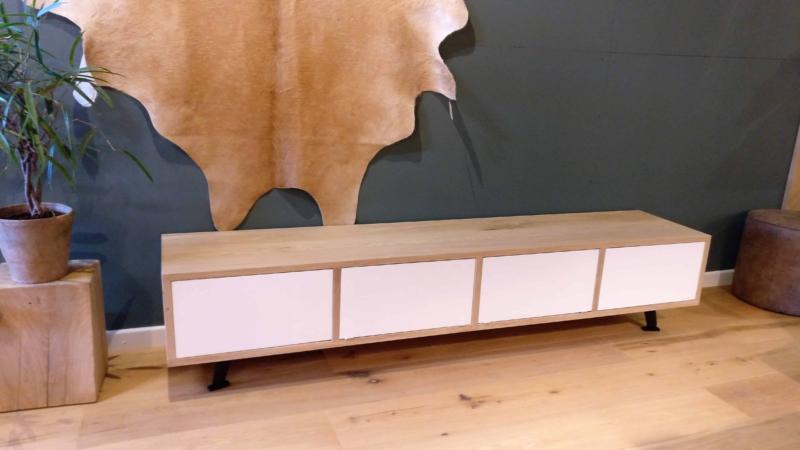 TV meubel op maat gemaakt