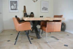 Stoere tafels Alkmaar, echte stoere tafels bij Leven in Stijl