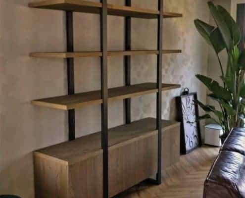 Houten meubels op maat Haarlem